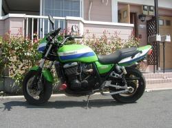 パパのバイク