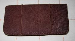 サメ皮財布
