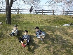治水緑地公園①