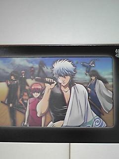 銀魂 カード