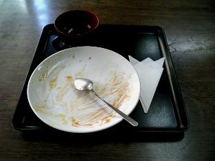 山田ホームレストラン オムライス003