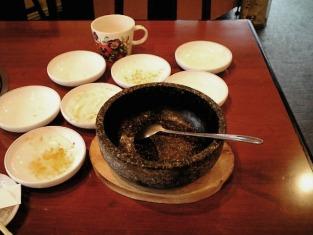 ヤンさんの台所 石焼ビビンバ006