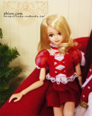 ジェニー シオン 仙台クリスマスオフ会 CKG