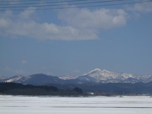 早春の駒ケ岳3