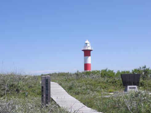 石狩灯台(中)