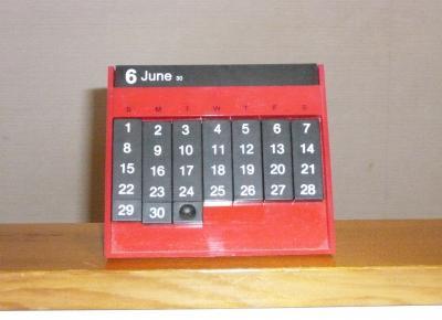 ALWAYS カレンダー