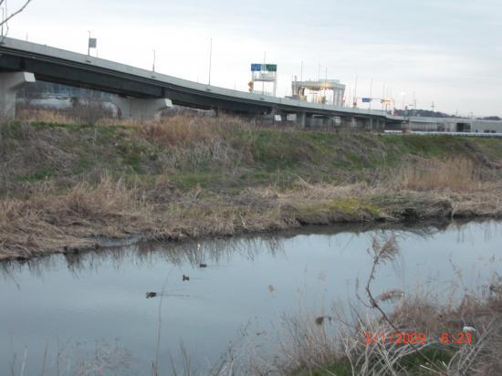 motorway and river 2