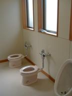 幼稚園トイレ掃除2