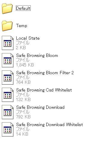 Sleipnir3_Webkit_Chromium_ChromiumViewer_folder_list_20120402