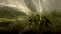灯魚竜 チャナガブル