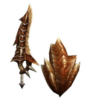 進化武器-大蛇ノ剣-