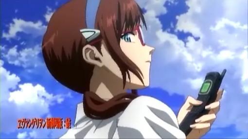 ヱヴァンゲリヲン新劇場版:破