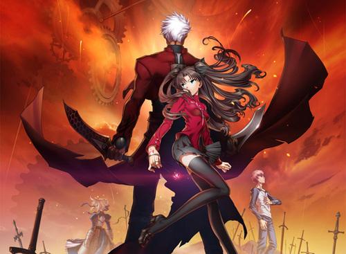 劇場版 Fate/stay night - Unlimited Blade Works