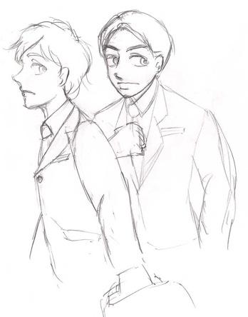 スーツ!スーツ!