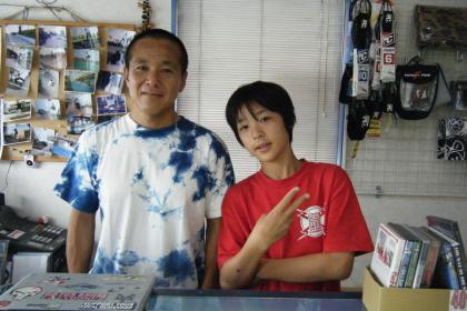 野田さんと