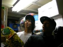 ユウスケさん アッキーノさん