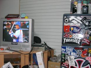 TV&冷蔵庫