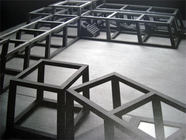 ARATA ISOZAKI SEVEN ART GALLERIES