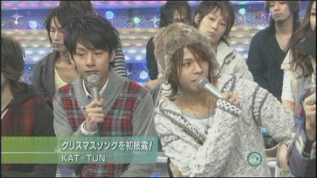 [TV] 20081121 music station -3 KAT-TUN (6m48s)[(001136)00-51-03]