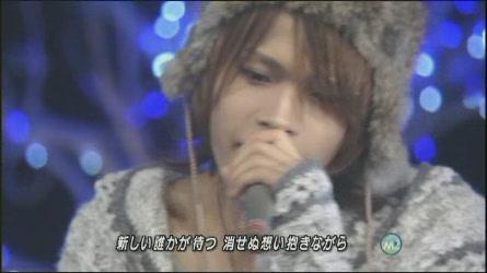 [TV] 20081121 music station -3 KAT-TUN (6m48s)[(007252)00-55-38]