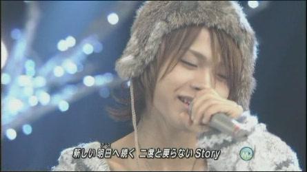 [TV] 20081121 music station -3 KAT-TUN (6m48s)[(009934)00-58-07]