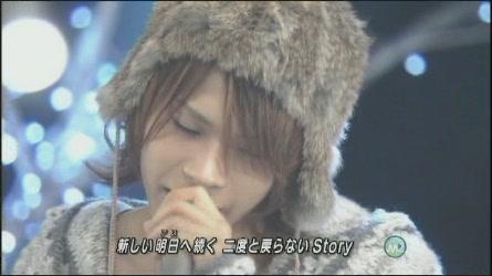 [TV] 20081121 music station -3 KAT-TUN (6m48s)[(009962)00-58-12]