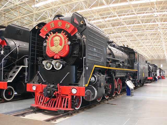 002_中国鉄道博物館