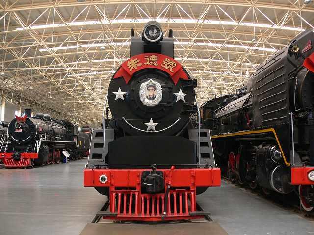 006_中国鉄道博物館