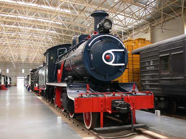 008_中国鉄道博物館