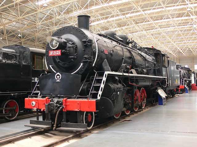 012_中国鉄道博物館