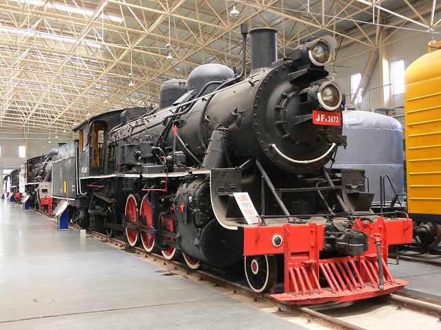 015_中国鉄道博物館