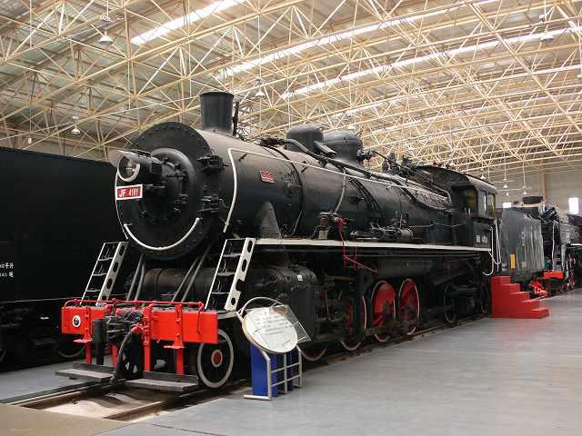018_中国鉄道博物館