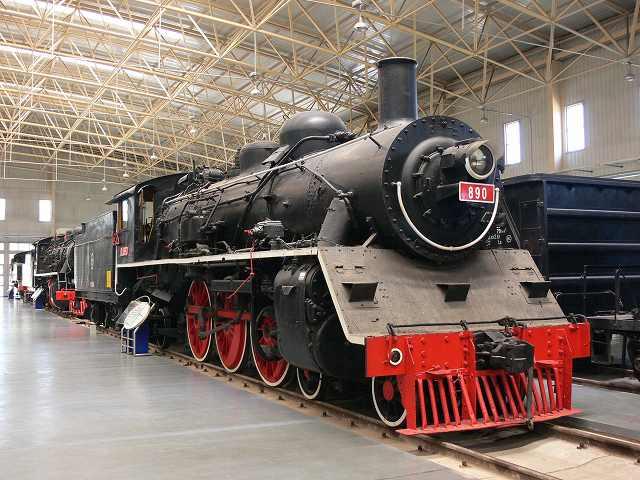 019_中国鉄道博物館