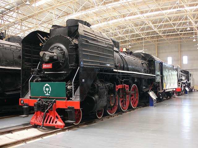 022_中国鉄道博物館