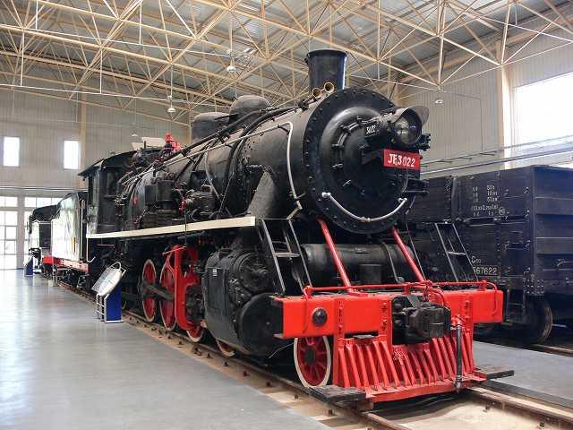 023_中国鉄道博物館