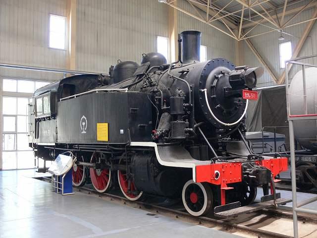 027_中国鉄道博物館
