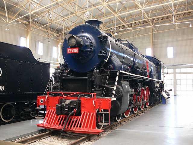 034_中国鉄道博物館