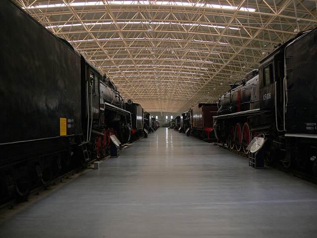 033_中国鉄道博物館