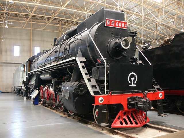 036_中国鉄道博物館