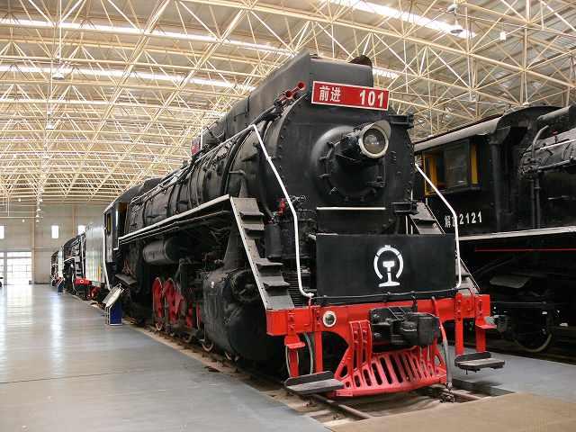 046_中国鉄道博物館