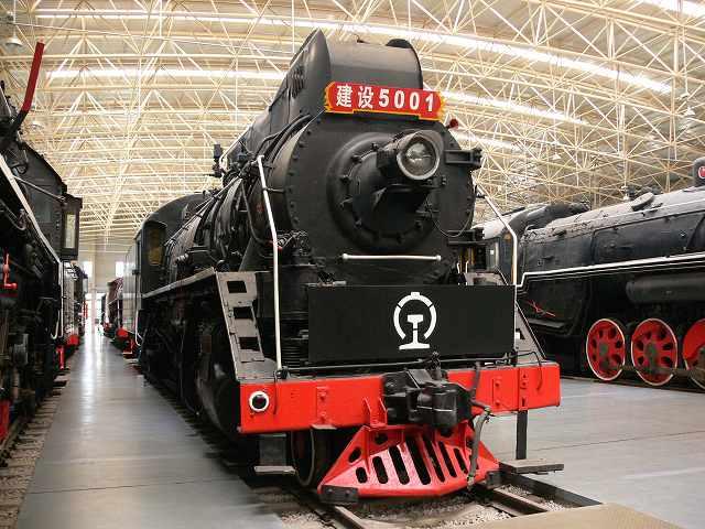 049_中国鉄道博物館