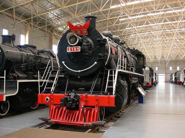 052_中国鉄道博物館
