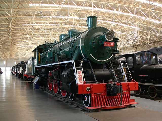 056_中国鉄道博物館
