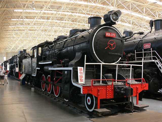 057_中国鉄道博物館