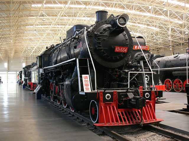 059_中国鉄道博物館