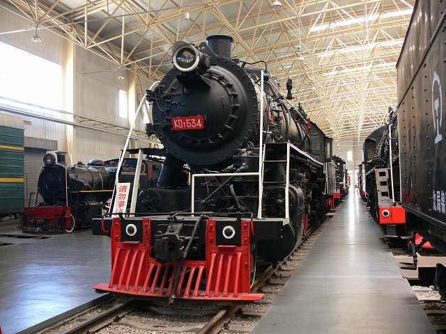 062_中国鉄道博物館