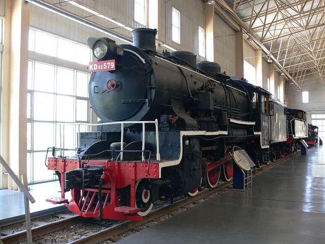 076_中国鉄道博物館