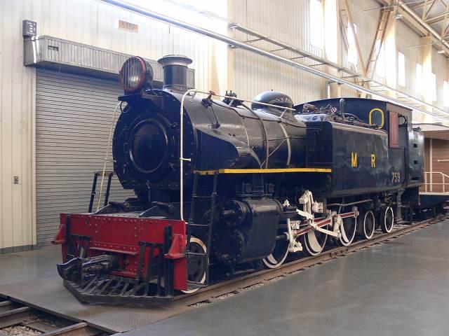 078_中国鉄道博物館