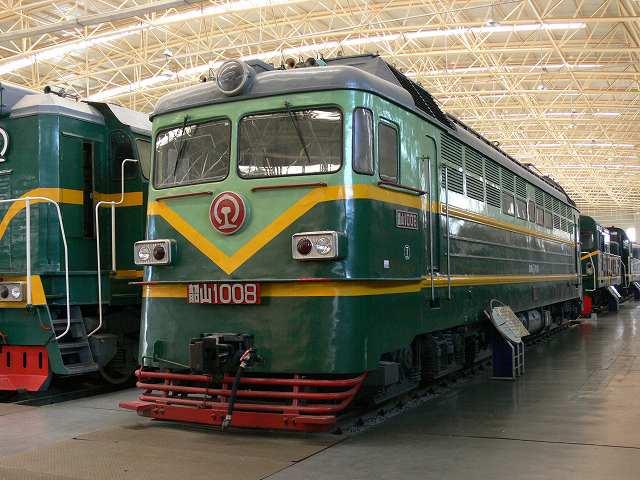 081_中国鉄道博物館