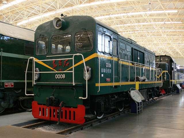 082_中国鉄道博物館